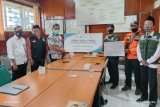 PWNU Care-LazisNU DIY bantu program pipanisasi untuk warga terdampak erupsi Merapi