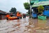 Banjir  di Kabupaten Probolinggo meluas