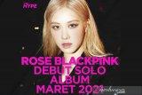 Album terbaru Rose BLACKPINK sudah dipesan ratusan ribu unit dalam empat hari