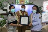 Tenun ikat motif sepe Kota Kupang mendapat sertifikat HKI
