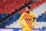 Koeman berharap tim muda Barcelona meyakinkan Messi untuk bertahan