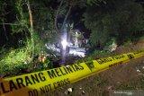 Bus kecelakaan berkapasitas 62 penumpang