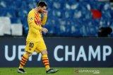 Tim muda Barcelona diharpakan mampu yakinkan Messi untuk bertahan