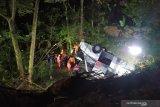 Polisi: Jalan lokasi kecelakaan di Sumedang bukan untuk bus