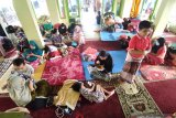 Banjir, ratusan warga Perumnas Antang Makassar mengungsi