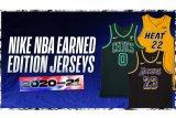 Jersey baru NBA
