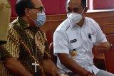 Pimpinan umat beragama di Manggarai jalani vaksinasi COVID