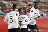 AC Milan bermain imbang 1-1 lawan tuan rumah MU di Liga Europa