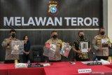 Polisi ringkus 3 pelaku teror kepala anjing ke rumah jaksa di Pekanbaru