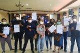 50 wartawan Kota Jayapura jalani vaksinasi COVID-19