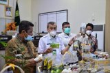 1.000 an Kelompok Tani Hutan Riau mendapat pembinaan dari SKK migas-Chevron