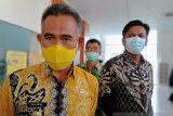 Wali Kota Tarakan menyerahkan LKPD tahun anggaran 2020 kepada BPK