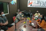RSPD Gumas Hamauh FM bantu promosikan lagu berbahasa Dayak Ngaju