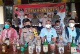 Tiga mahasiswa UKSW meninggal karena minuman alkohol oplosan
