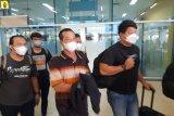 Bos togel online 'Indotogel.net' yang ditangkap dibawa ke Jambi