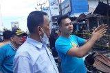 Bupati berkunjung ke lokasi ruko terbakar di Pasar Kambang