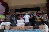 Polisi gagalkan selundupan ribuan liter minuman keras Cap Tikus