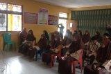 PWI Agam latih siswa MTsS Muhammadiyah penulisan berita