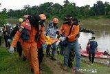 Tim SAR temukan pekerja tenggelam di sungai