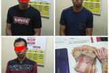 Mencuri di toko sendiri, tiga karyawan Toko Hapdi Pasar Raya jadi tersangka