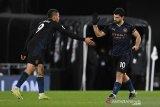 Gol perdana Aguero bantu City lumat Fulham