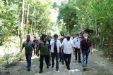 Masuki Taman Nasional Tambling, LaNyalla dengar aspirasi nelayan dan lembaga pendidikan
