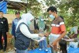 WMI membangun hunian sederhana untuk penyintas gempa di Mamuju