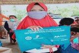 SKK Migas-Mubadala  Petroleum salurkan 200 paket bantuan untuk anak korban gempa di Sulbar