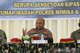 Polda Papua tak akan mundur hadapi pelaku kekerasan bersenjata