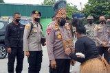 Kapolda: Brimob Nusantara harus pahami budaya orang asli Papua