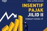 Kemenkeu harap insentif pajak bangkitkan dunia usaha
