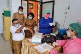 ASN di Kabupaten Sigi  mulai divaksin sinovac cegah COVID-19