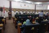 DPRD Padang gelar Paripurna LKPJ