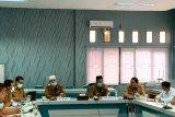 Rakor bersama Menko Maritim Pemkab Pasaman Barat usulkan sejumlah pembangunan ke pemerintah