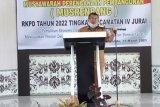 Masyarakat Camat Koto XI Tarusan usulkan 469 kegiatan pada 2022