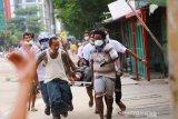 Kemlu: Belum mendesak evakuasi WNI dari Myanmar