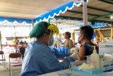 Pedagang Pasar Beringharjo mulai terima vaksinasi dosis kedua