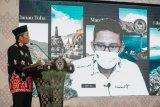 Pemkab Lombok Tengah meluncurkan E-Tourism Go Mandalika