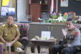 Bahas konflik di Lampung, Kapolda kunjungi Gubernur Arinal
