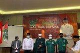 Tommy Saputra secara aklamasi terpilih jadi Ketua PKB Kapuas
