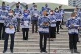 Fraksi Partai Demokrat DPR RI nyatakan ikrar setia kepada AHY