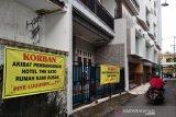 Dituding penyebab kerusakan rumah warga, pemilik Hotel Sato di Kudus diminta bayar ganti rugi