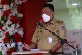 Gubernur Dondokambey minta warga tetap prokes meski COVID-19 melandai