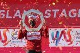 Tadej Pogacar juarai balap sepeda Tirreno-Adriatico