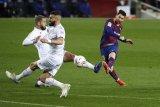 Barcelona gusur Madrid dari posisi kedua selepas gasak Huesca