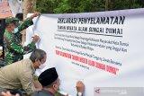 Hari Bhakti Rimbawan, BBKSDA : Satukan energi positif selamatkan hutan Riau