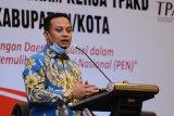Plt Gubernur Sulsel komitmen lanjutkan pembangunan Masjid 99 Kubah