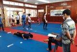 Sepak takraw Sulsel siap uji tanding dengan tim DKI Jakarta di Makassar