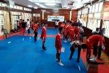 Tim karate Sulsel fokus kejar ketertinggalan dari pesaing di PON Papua