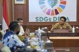 Kemendes rencana pilot project SDGs desa tanpa kemiskinan di Kepulauan Metanti